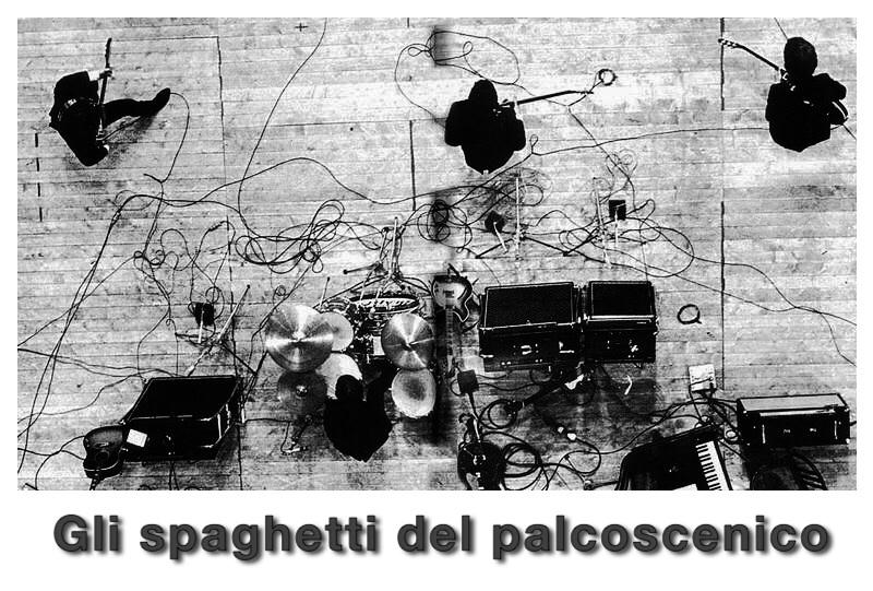 Gli spaghetti del palco
