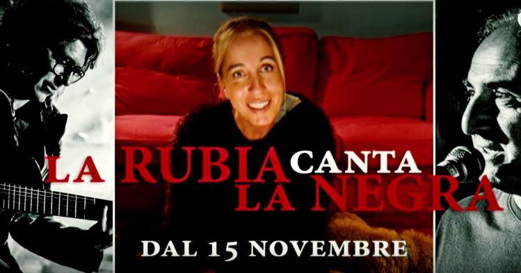 La Rubia Canta La Negra